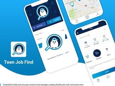 Teen Job : Job Portal