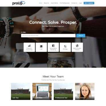 Proup - Connect with professionals