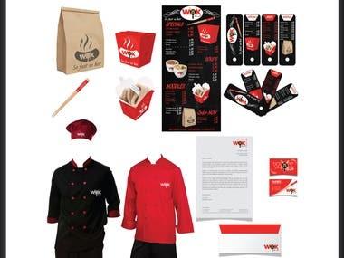 Corporate Identity / Restaurant