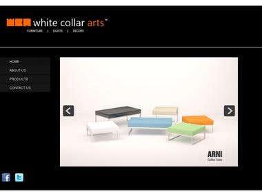 whitecollararts.com