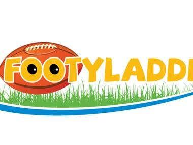 Logo design for Footyladder.com
