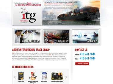 International Trade Group Website