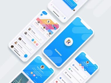 UI/UX Design | App User Interface