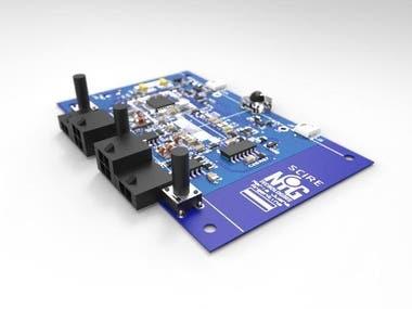 Proteus Pcb desing 2d, 3d, rendering, manufacture