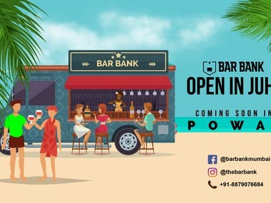 Ad for Bar Bank