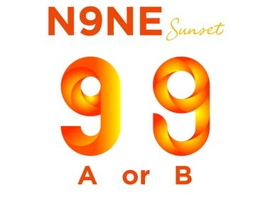 N9NE Sunset