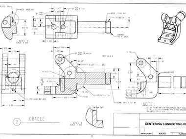 Production drawings