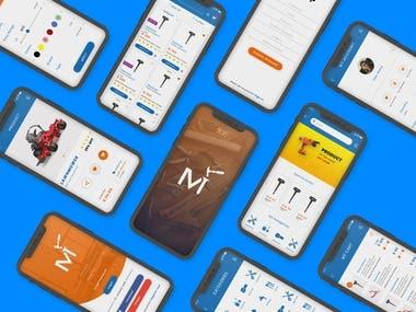 App Mockups