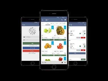 Metafali eCommerce Mobile App