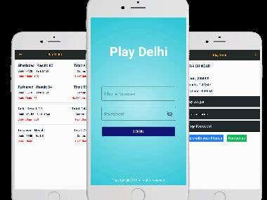 Play Delhi Mobile App