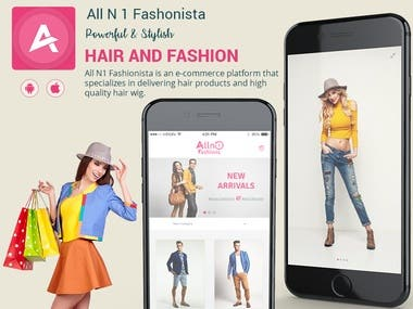 ALL N 1 Fashionista