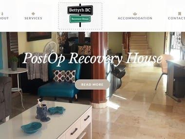 Betty RH recovery house