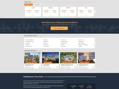 Home Online - Buy Sell Rent properties.