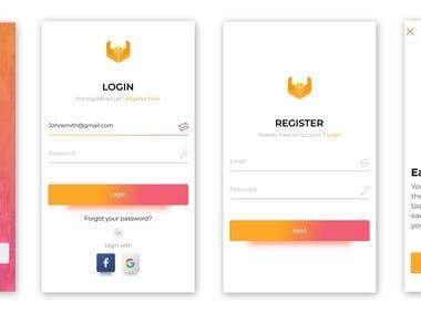 Social eCommerce Platform