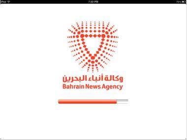 BNA (Bahrain NEWS Agency: iOS Universal app)