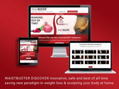 Waist Buster - Shopify