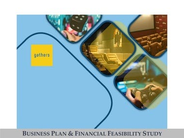 Business plan - Gathering activities