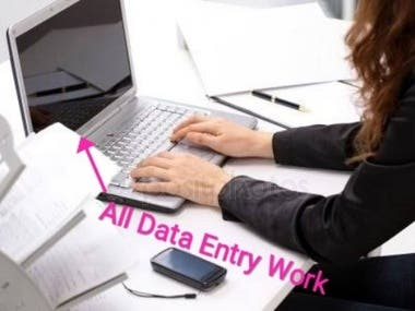 I will do professionally proofreading and editing.Data Entry