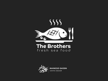THE BROTHERS SEA FOOD LOGO