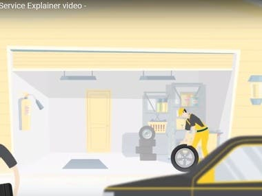 Tires On Tires Off - Service Explainer video -