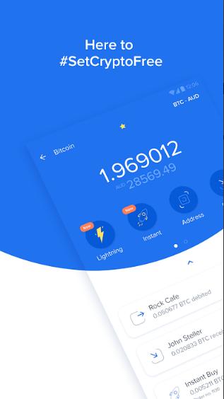 Zebpay Crypto Exchange