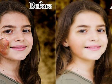 different types of Photoshop and illustration works