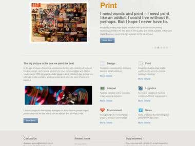 Configuration and Customization of Premium Theme
