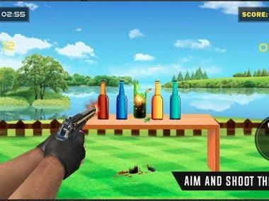best bottle shooter