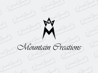 Mountain Creations - Logo
