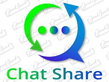 ChatShare - Logo