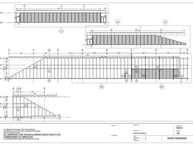 Windows - Shop Drawings Drafted - Australia - AutoCAD