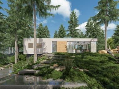Concept Villa.