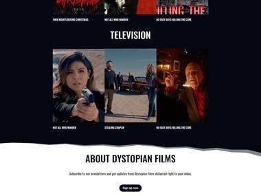 B movie website