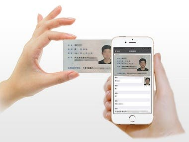 ID Card reading