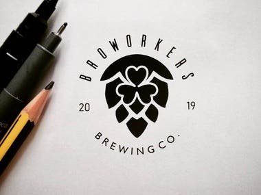 Broworkers Brewery logo