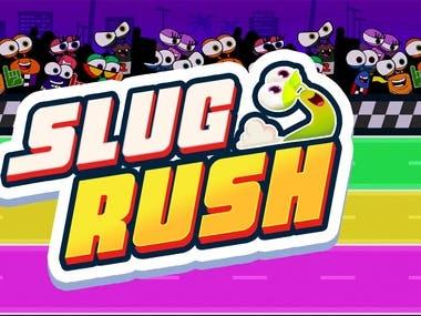 Slug Rush Mobile Game