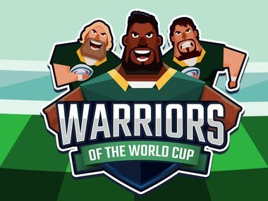 Rugby World Cup | Mobile Game