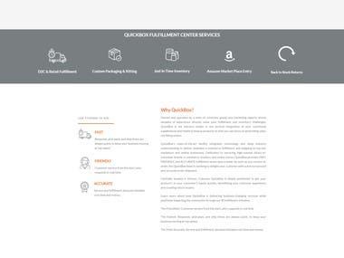 Wordpress responsive website