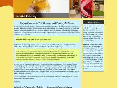 Convert HTML/CSS to Wordpress Template and Customization