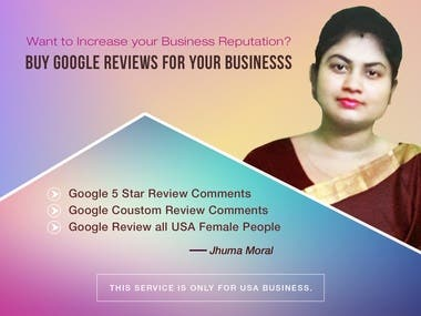 Google Custom Review Rating ( USA )