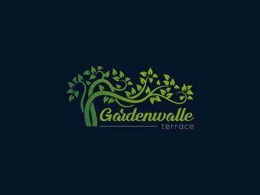 Garden logo design