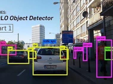 Python (Object detection)