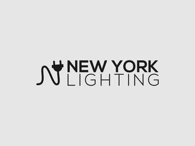 New York Lighting - Logo Design