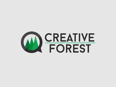 Creative Forest - Logo Design