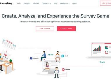 SurveyFoxy: Create a Survey Online | Free Online Survey Tool