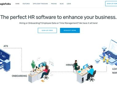 HR software to enhance your business | Eaglefolks