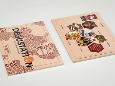 Flyer Design for Artisans du Monde Toulouse