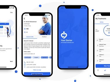 Appointment Booking app - IOS & Andriod
