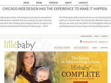 Chicago Web Design Firm