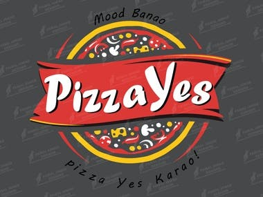 Pizza Yes Logo